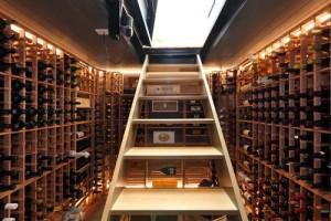 construction cave vin construire une cave vin. Black Bedroom Furniture Sets. Home Design Ideas