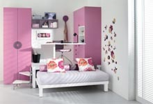 D co chambre ado chambre adolescente id e d co chambre fille for Idee deco chambre fille ado
