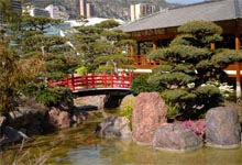 jardin japonais, aménager jardin japonais,