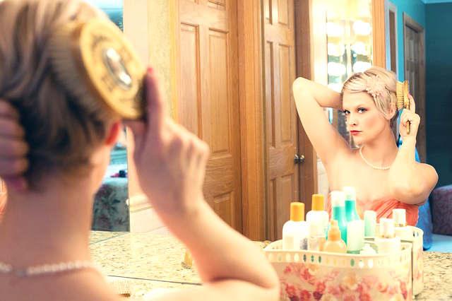 Comment nettoyer un miroir, truc et astuce