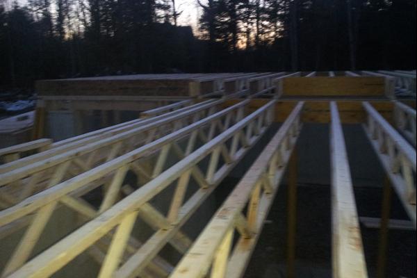 charpente plancher, charpente construction, charpente plancher rez de chaussée