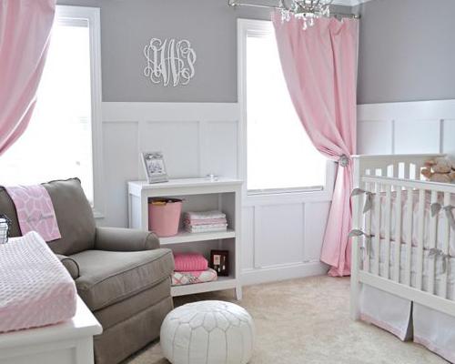 bébé fille, décoration chambre fille, couleur bébé fille, |