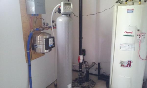 traitement d'eau, traitement d'eau fer,
