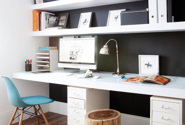 personnaliser bureau domicile d corer bureau maison. Black Bedroom Furniture Sets. Home Design Ideas