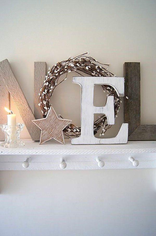 décoration de Noël, idée déco Noël,