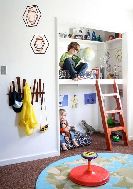 coin lecture enfant, lecture enfant, lecture chambre à coucher,  