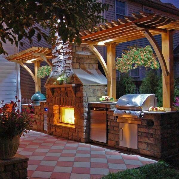 guy fieri backyard kitchen design with Cuisine Exterieur Amenagement Cuisine Dete on Find These Exciting Outdoor Kitchen Designs besides Outdoor Kitchen Design besides Hot Tub Outdoor Kitchen Design in addition Awesome Outdoor Kitchens likewise Galaxy Outdoor Custom Barbecue Islands.
