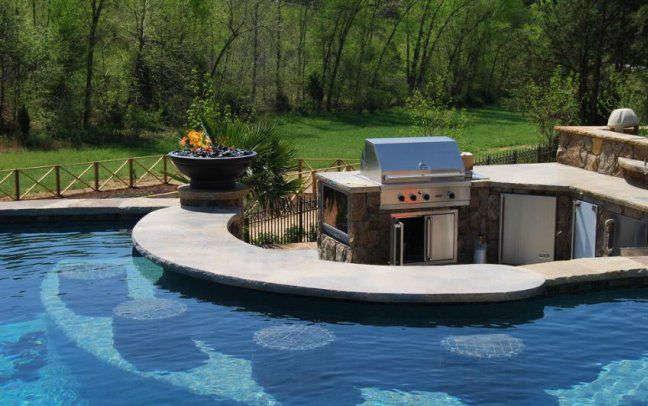 ides pour lamnagement dune piscine creuse