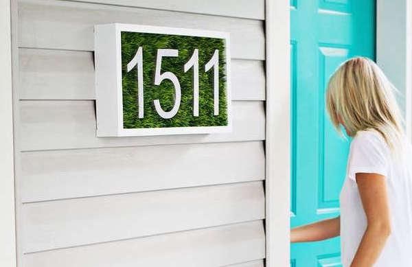 adresse maison, numéro de maison,