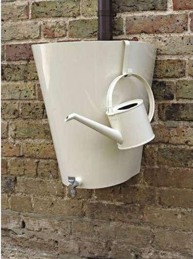 Baril de récupération d'eau de pluie