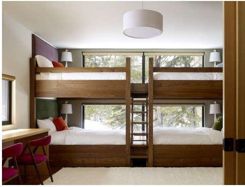 lit superpos chambre amis id e lits superpos s. Black Bedroom Furniture Sets. Home Design Ideas