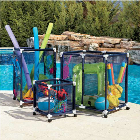 pool storage, idea storage pool,