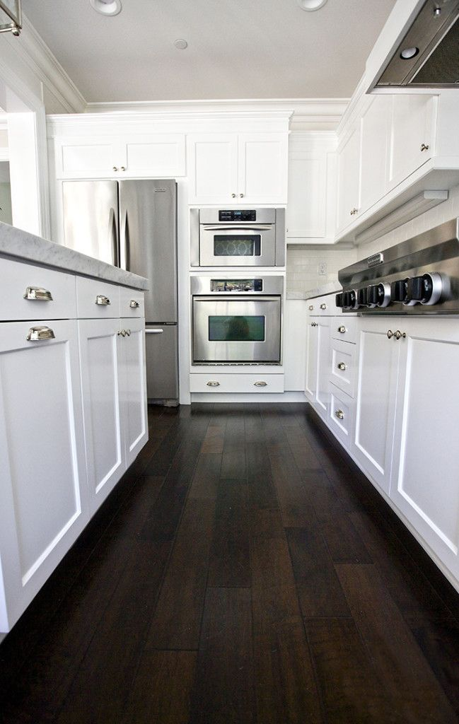 best hardwood floor for kitchen cuisine blanche id 233 e et photo 7702