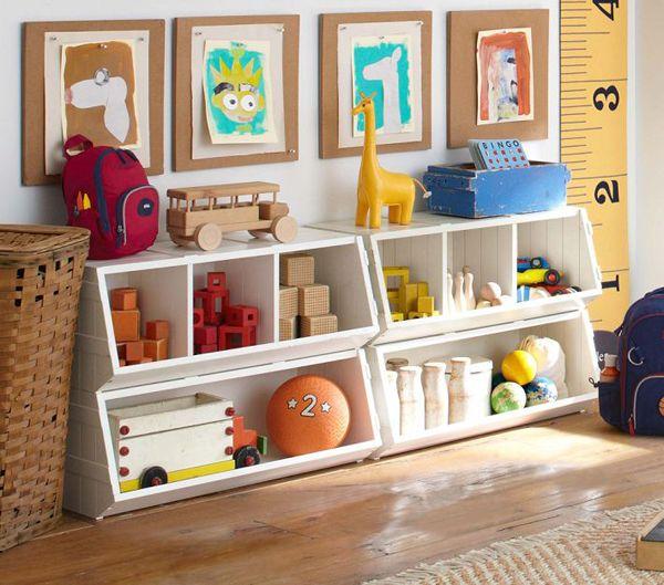 rangement des jouets