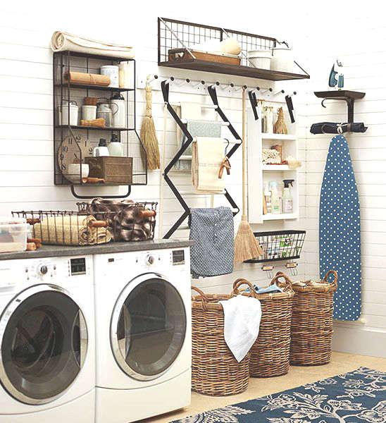 Accessoires pour la salle de lavage