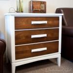 comment repeindre un meuble en blanc
