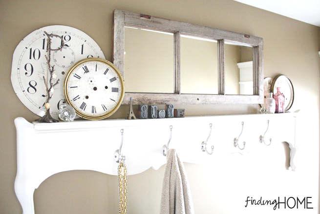 fabriquer un miroir avec une fenêtre