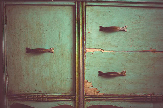 Recycler de vieux tiroirs