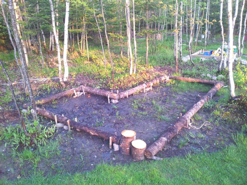 faire un coin jardin pour les légumes