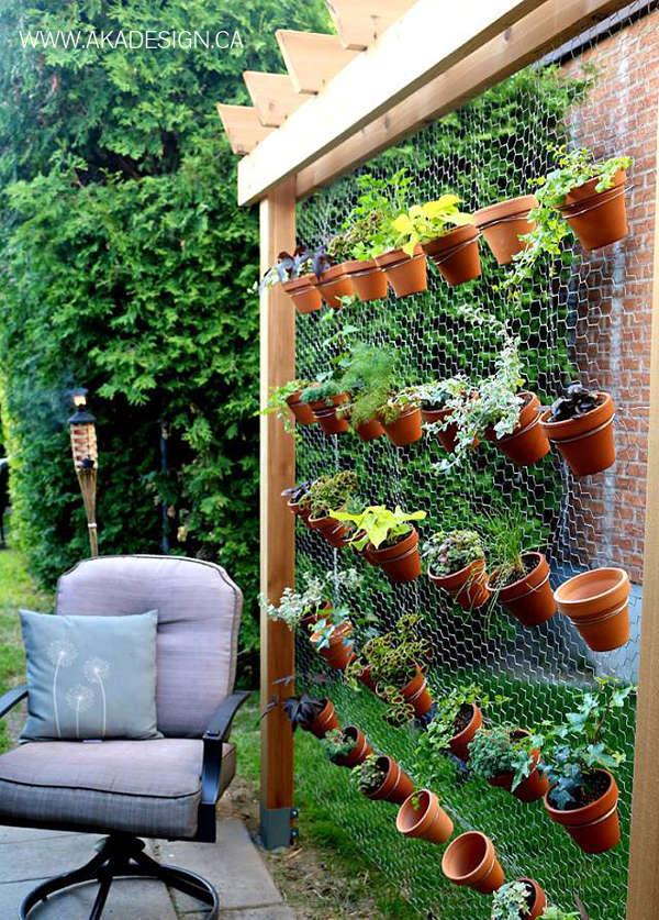 id e pour un jardin vertical. Black Bedroom Furniture Sets. Home Design Ideas